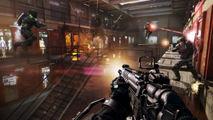 نمرات Call of Duty: Advanced Warfare منتشر شد