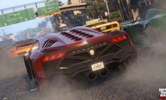 انتشار تصاویری از محیط بازی GTA 5 ویژه اکسباکس وان و PS4