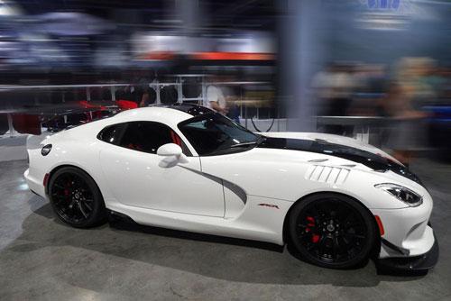 نگاهی به چند اتومبیل از نمایشگاه SEMA