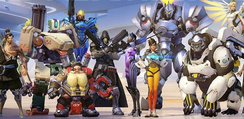 معرفی بازی Overwatch توسط شرکت Blizzard + ویدیو
