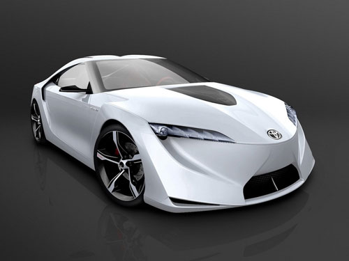 اتومبیل اسپرت شرکت تویوتا و BMW وارد مرحله کانسپت میشود