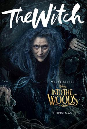 «Into the Woods» فیلم موزیکال جدید کمپانی دیسنی + ویدیو
