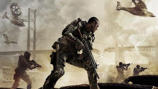 لیست عوامل بازی Call of Duty: Advanced Warfare منتشر شد