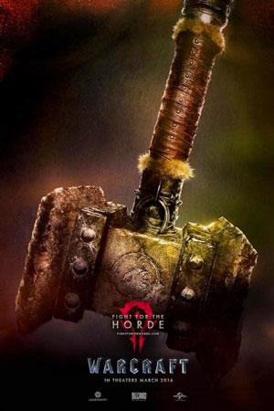 معرفی فیلم «Warcraft» در Blizzcon 2014