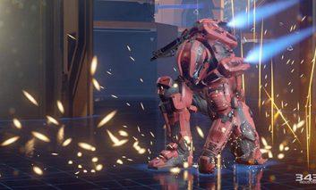 لو رفتن بخشی از فیلم بازی Halo5: Guardians