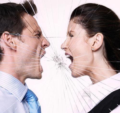 آیا جر و بحث با همسرتان منجر به چاقی شما میشود؟