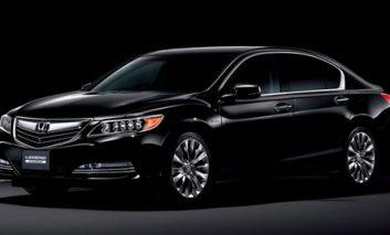 شرکت هوندا نام Legend را برای اتومبیل JDM Acura RLX برگزید