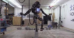 این روبات ترسناک را شرکت گوگل ساخته است!