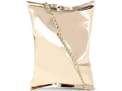 کیف طلای ۱۸ عیار؛ تنها ۶۰۰۰۰ پوند