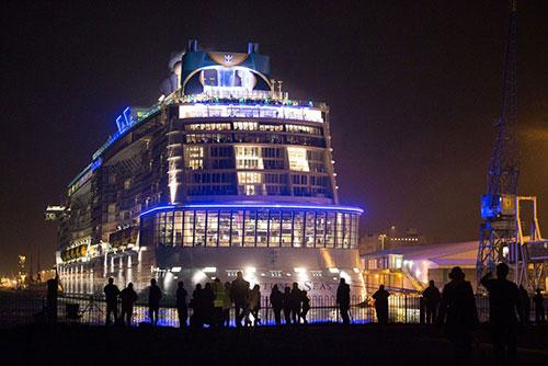 «کوانتوم دریا»؛ هوشمندترین کشتی تفریحی در دنیا