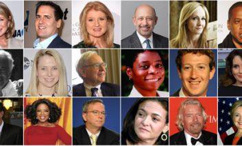 در ۲۵ سالگی: وضعیت ۱۸ انسان فوقموفق امروز طی دهه دوم زندگیشان