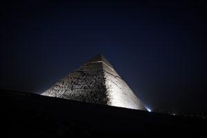 سه آلمانی و شش مصری محکوم به سرقت از هرم بزرگ مصر شدند