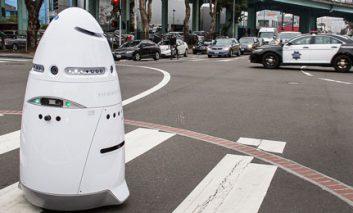 Knightscope K5: گارد امنیتی روباتهای خودکار + ویدیو