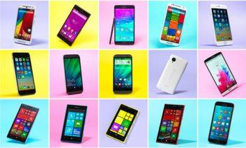 راهنمای خرید فوت و فن: ۱۵ اسمارتفون برتر بازار
