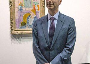 «کریستوفر مارینلو» شرلوک هولمز دنیای هنر