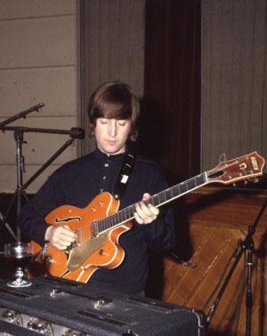 گیتار جان لنون میتواند ۱ میلیون دلار به فروش برسد
