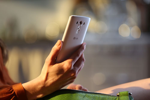 فوتوفنهای کار با الجی G3؛ قدرتمندترین گوشی هوشمند الجی