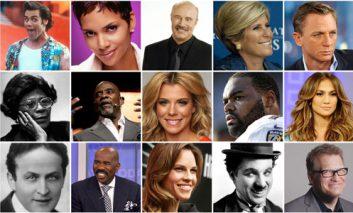 ۱۵ فرد مشهور و ثروتمند که قبلا بیخانمان بودند