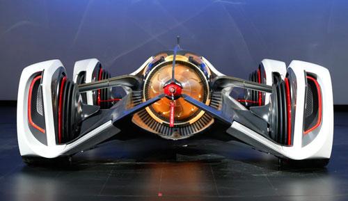 نمایشگاه خودرو لس آنجلس؛ نگاهی به آینده