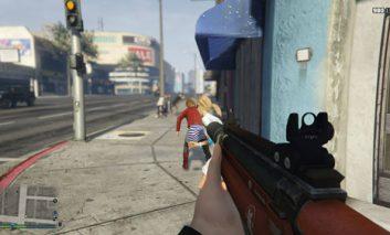 راهنمای GTA 5: چگونه دوربین اول شخص را در PS4 و ایکسباکس وان تغییر دهیم؟