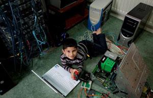پسرک ۵ ساله، جوانترین دارنده مدرک رسمی نصب و پیکربندی ویندوز مایکروسافت