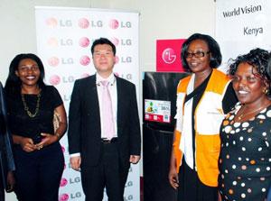 [اعلامیه LG] اهدای یخچالهای خورشیدی الجی به روستاهای آفریقا و امریکای جنوبی