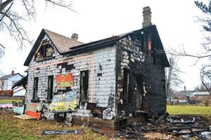 آتشسوزیهای مشکوک و عمدی