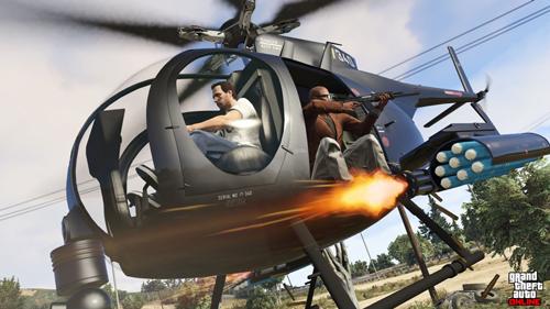 GTA 5 صدرنشین جدول فروش بازیهای بریتانیا و پرفروشترین بازی تاریخ این کشور