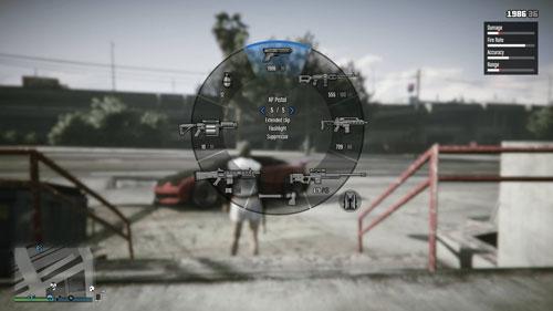 راهنمای GTA 5: بهترین سلاحها و ابزارها برای GTA آنلاین