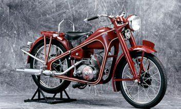 ساخت ۳۰۰ میلیونمین موتورسیکلت هوندا!