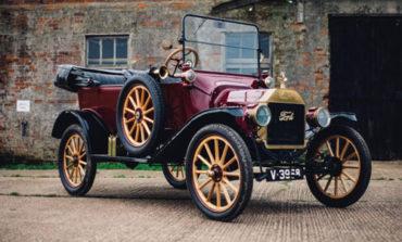 اتومبیل فورد مدل تی ۱۹۱۵