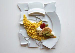 پروژه سبکهای هنرمندان با مواد غذایی از یک عکاس خوش ذوق