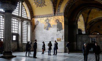 مسجد ایاصوفیه: موضوعی برای تحسین و کشاکش