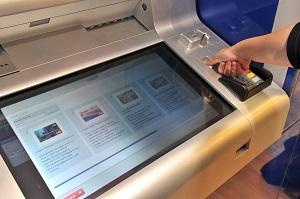 تکنولوژی اسکن بیومتریک برای دستگاههای خودپرداز