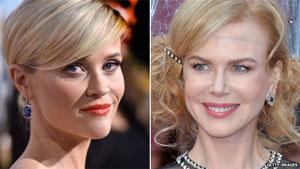 «نیکول کیدمن» و «ریس ویترسپون» هم به جمع بازیگران تلویزیون پیوستند
