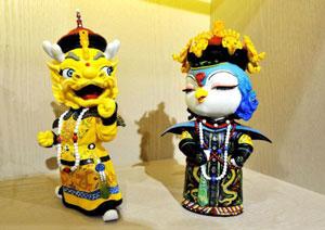 دو سوغاتی جدید و زیبا، ۱۴۶ میلیون دلار به کاخ موزه پکن میآورد