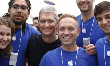 پر درآمدترین مشاغل در شرکت اپل