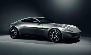 رونمایی از Aston Martin DB10