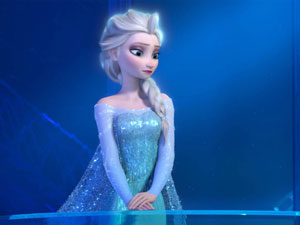 «یخزده» دومین DVD پرفروش این دهه