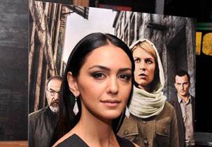 «نازنین بنیادی» هنرپیشه جدید فیلم «بن-هور»