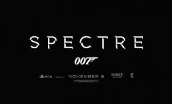 بیست و چهارمین فیلم جیمز باند: «James Bond: Spectre»