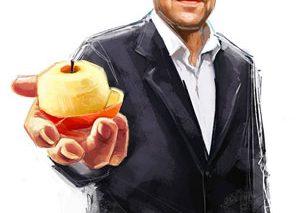 اولین واکنش به آلوده اعلام شدن پوست سیب و خیار