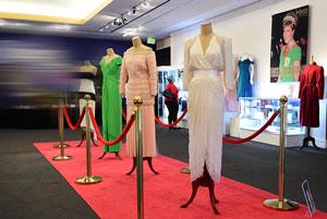 فروش ۵ دست لباس زیبای پرنسس دایانا