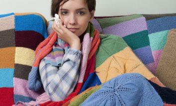 ۱۰ روش برای تسکین گلودرد