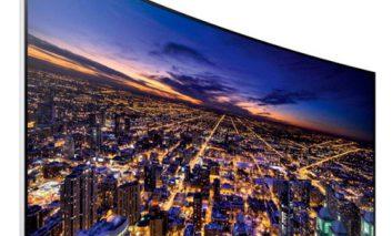 ۶ دلیل برای خرید تلویزیونهای منحنی