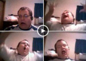 یکی از پربازدیدترین ویدئوهای اینترنت!