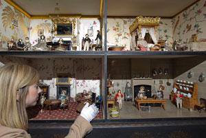 داستانهای کوچک و جذاب از دوست داشتنیترین خانههای عروسکی دنیا