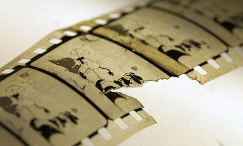 کشف یک نسخه کارتون والت دیسنی متعلق به سال ۱۹۲۷