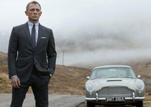 فیلمنامه فیلم جدید «جیمز باند» لو رفت