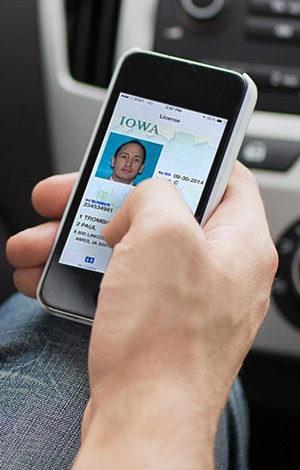 گواهینامههای رانندگی دیجیتالی!